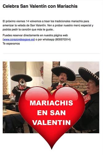 Corazón de Agave - Mariachis