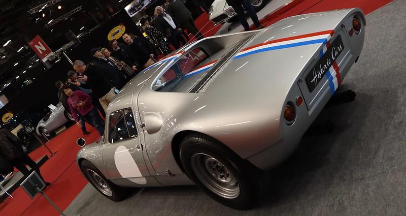 Porsche  904 Carrera GTS ( 904-045 ) 1964 49514968566_a18f70f7e9_c