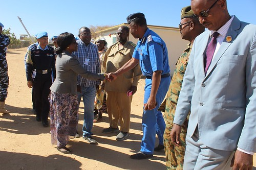 UNAMID DJSR visits Kutum, North Darfur | by UNAMID Photo