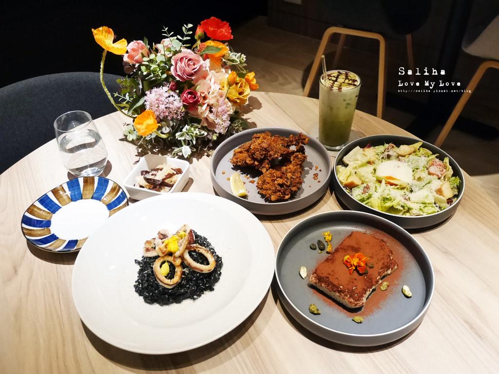 台北信義區遠百信義A13好吃美食分享氣氛好浪漫夜景觀餐廳bistro WAYO (4)