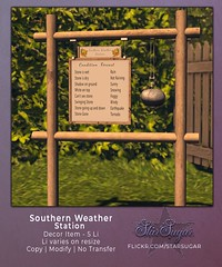 Southern Weather Station