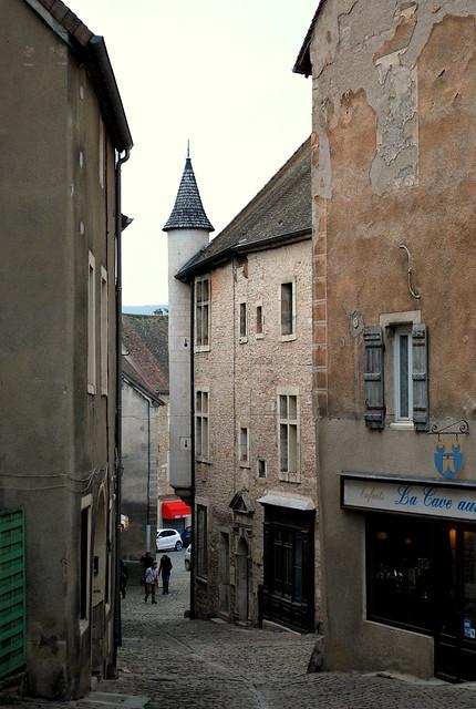 Saint-Gengoux-le-National (71) : la maison des concurés