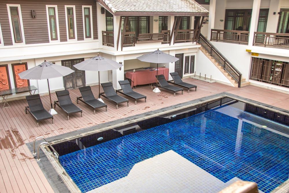 Отель Нана в Пхрэ