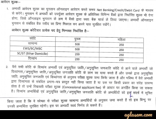 State Health Society Bihar Recruitment 2020 -Document Verification Schedule for Cold Chain Technician