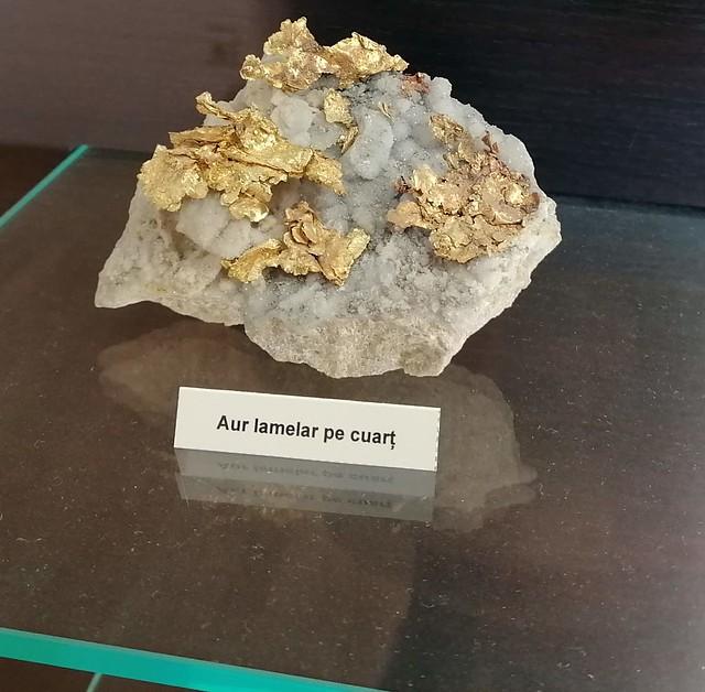 Gold Museum, Brad