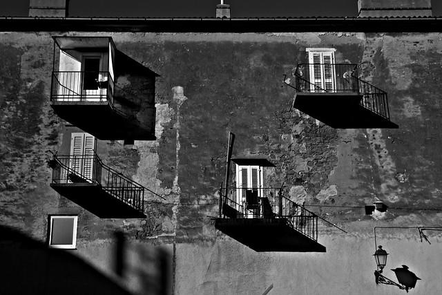 Scattered Balconies