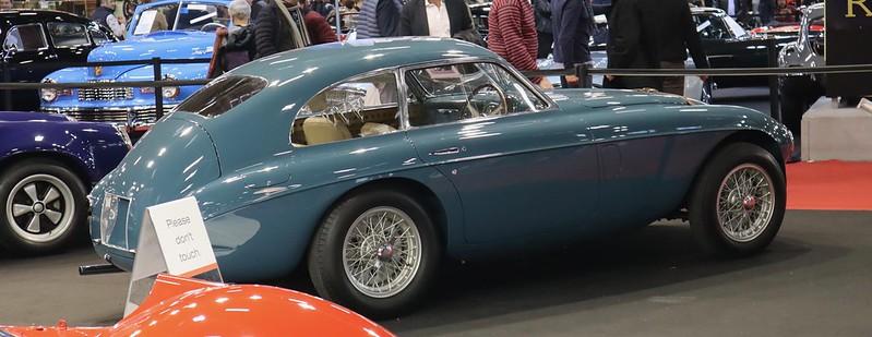 Ferrari Berlinetta 166 V12 2.0 litres Le Mans Touring 1950 -  49515360963_d3eaebb9a9_c