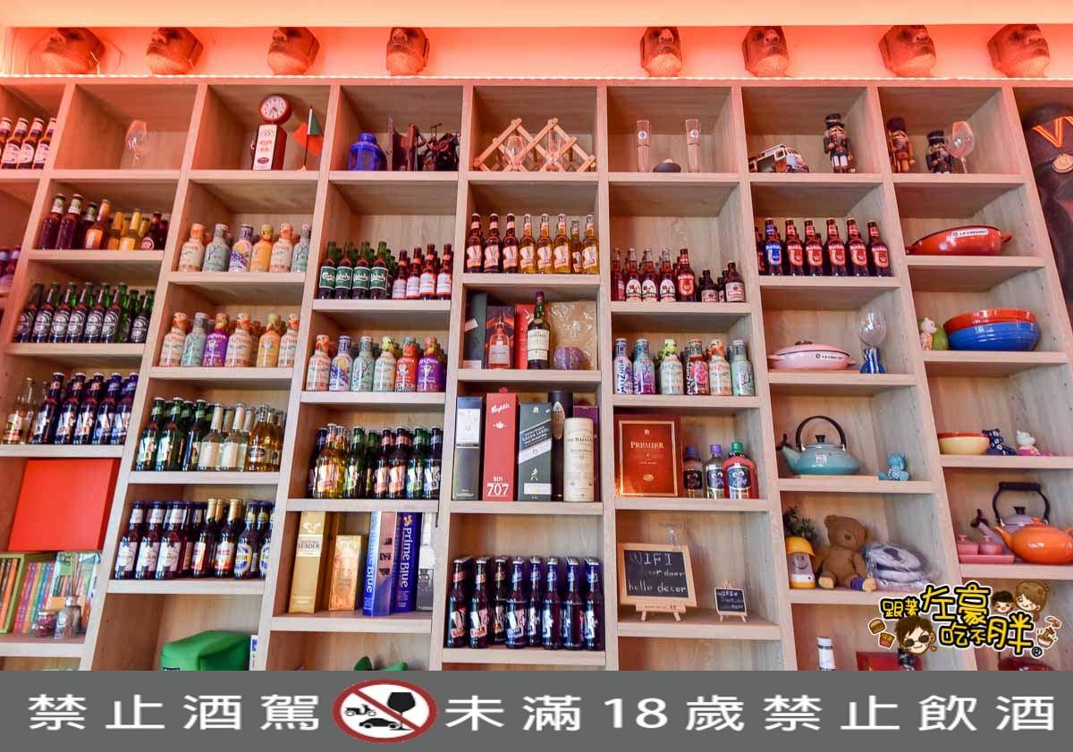 Decor德蔻生活館-50酒標