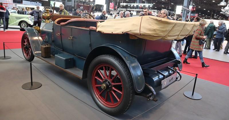 Anonima Lombarda Fabbrica Automobili 24 Chevaux 1910 Torpedo Carrozzeria Castagna -  49515409768_9b6f4e79a0_c