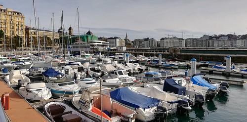 Puerto Deportivo de Donostia
