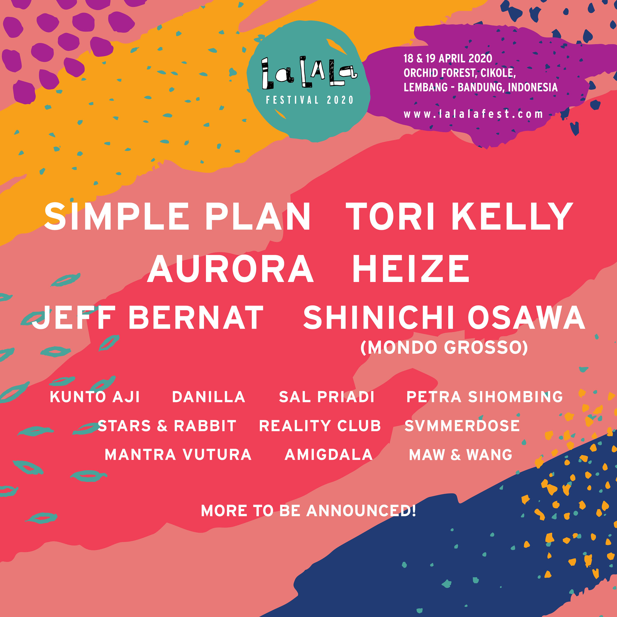 LaLaLa festival 2020