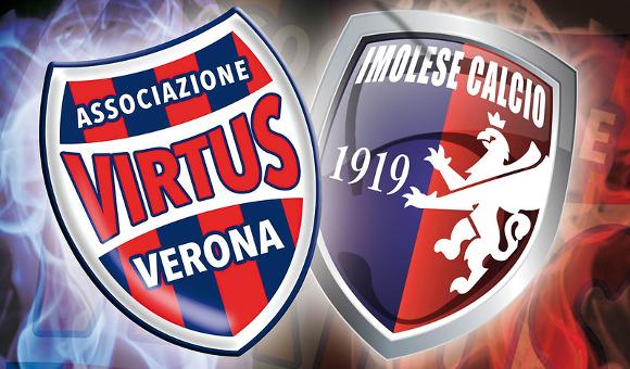 Virtus Verona - Imolese le interviste