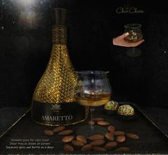 Amaretto by ChicChica @ Cosmopolitan