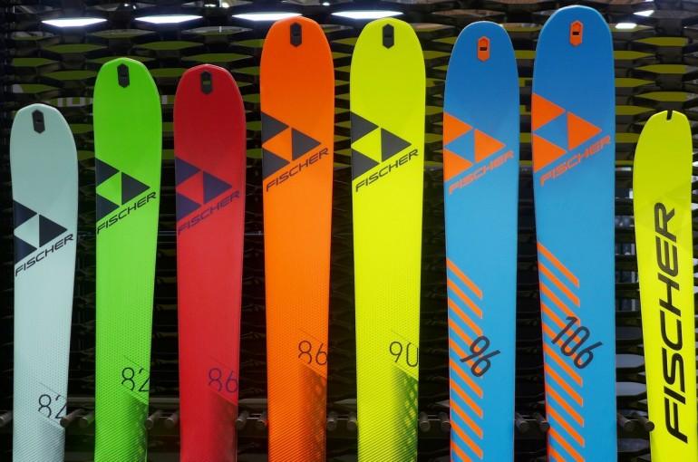 Lyže pro skialp a freetouring pro sezónu 2020-21, 1.díl