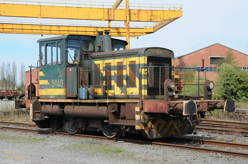 2011 NMBS (?) 9140 te Bascoup | by Arno Verhagen