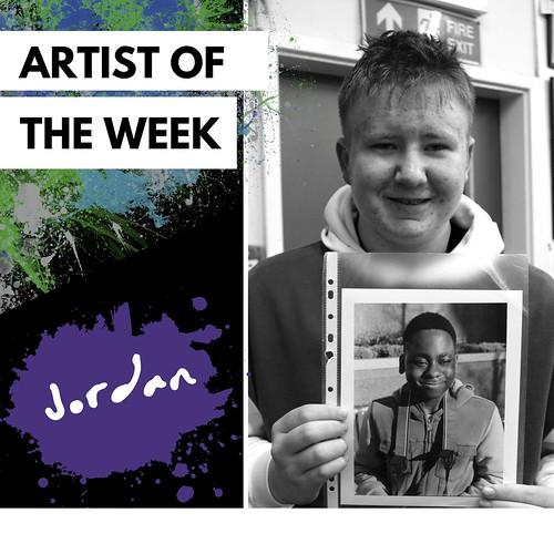 J Wilkinson Artist of the Week