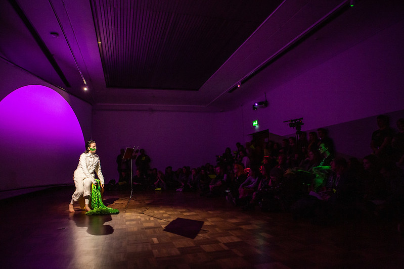 Ambiguous Becoming, Preview: In-conversation & Performance