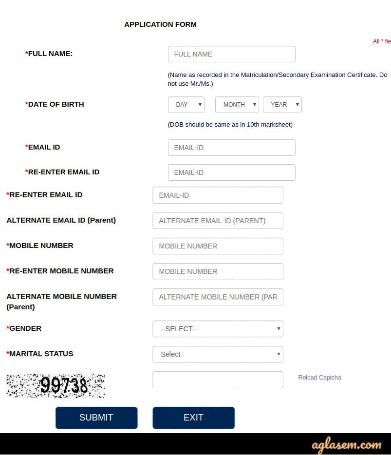 AIFD Application Form 2020