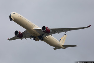 Virgin Atlantic Airways Airbus A350-1041 cn 071 F-WWXL // G-V???