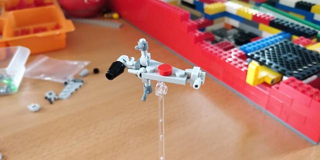 Micro B-Wing WIP
