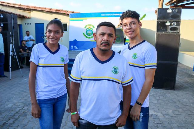 Entrega da sede própria do CEJAH Lauriza Vieira de Lima