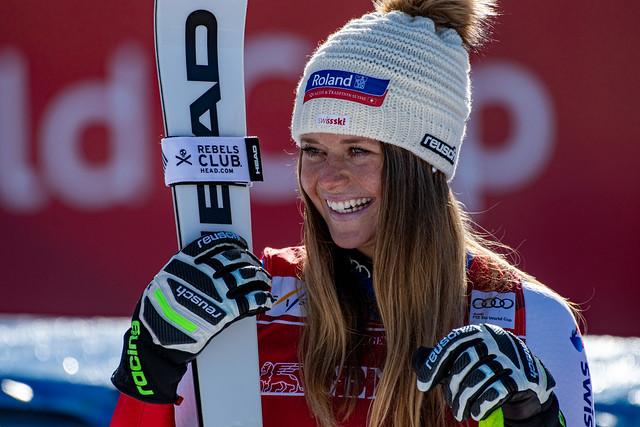 20200209 AUDI FIS SKI WORLD CUP 2019/20 Womans Super G - Garmisch Partenkirchen