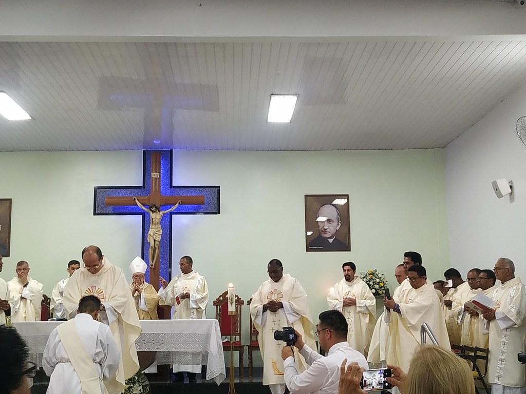Ordenação Presbiteral do Diácono Ronaldo Oliveira, SVD.