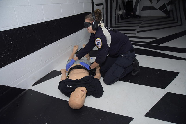 Center For Disaster Medicine Provides Training To Yonkers Fire Department