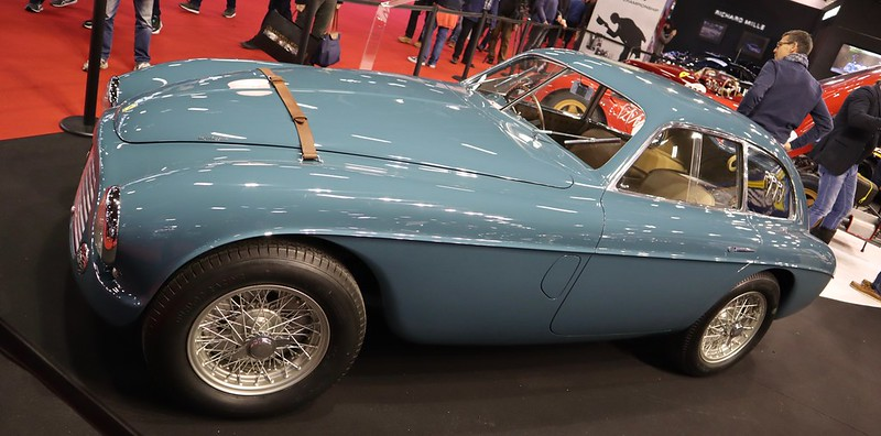 Ferrari Berlinetta 166 V12 2.0 litres Le Mans Touring 1950 -  49516101162_0e6c2f2933_c