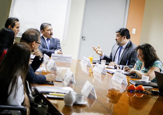 ÁlbumSucamec y OEA dispuestas a cooperar  para combatir el tráfico de armas y explosivos nuevo