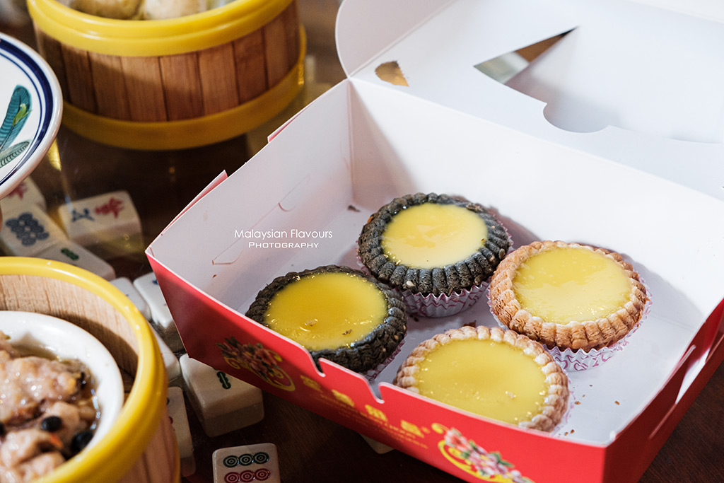 Bunn Choon egg tart