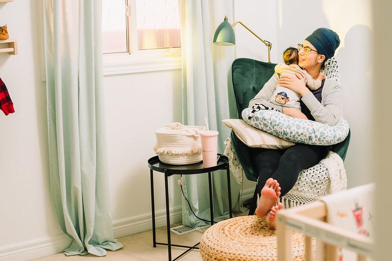 IKEA Baby Room Inspiration - Nursery Reveal