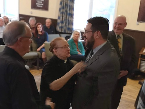 Todd Stelmach's ordination | by The Free Methodist Church in Canada