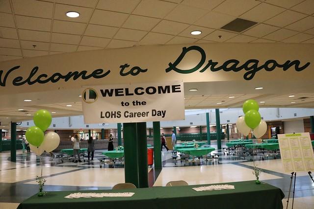 Lake Orion High School Career Day