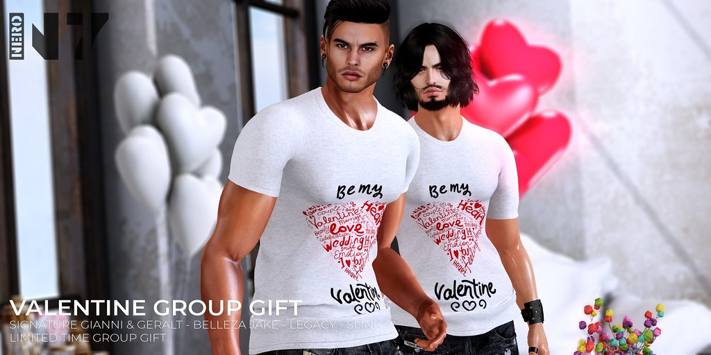 Valentine Shirt – Group Gift