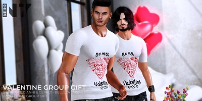 Valentine Shirt - Group Gift