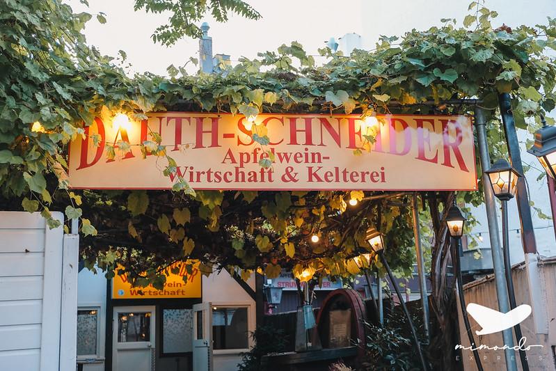 Gaststätte Dauth-Schneider