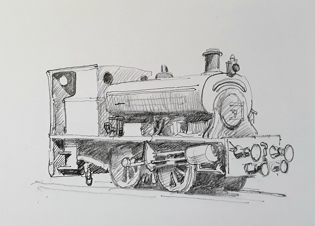 Lingford, Gardiner and Company locomotive