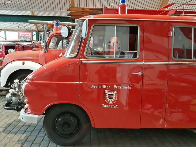 Feuerwehrmuseum Norderstedt bei Hamburg