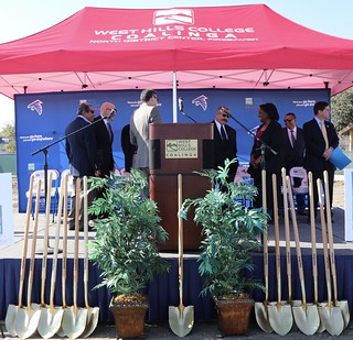 WHCC Groundbreaking For North District Center