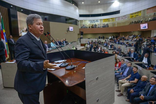 Manaus 10.02.20 Prefeito abre ano legislativo e faz balanço da gestão municipal