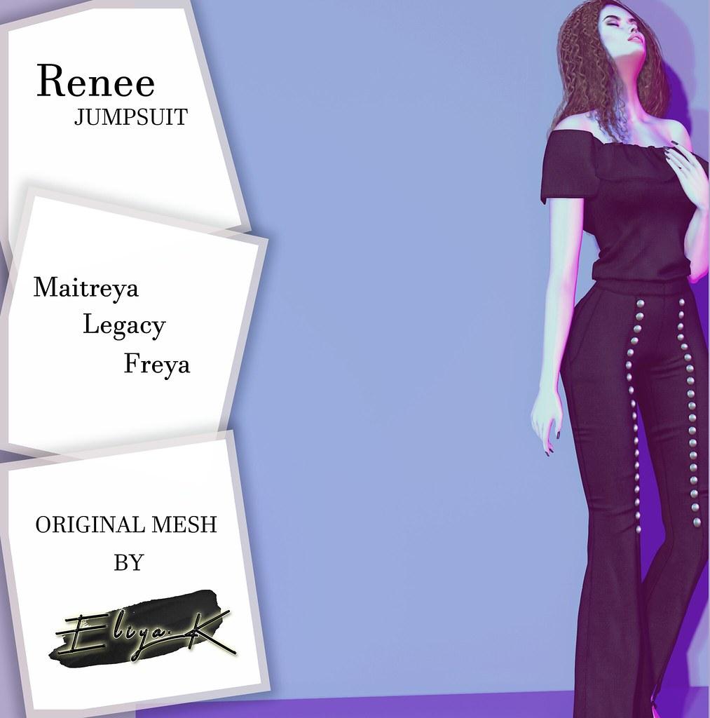 Eliya.K – Renee Jumpsuit @ Cosmopolitan event