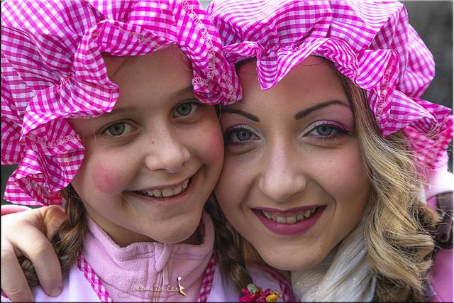 del carnevale le sorelle