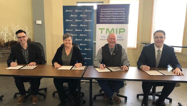 Tri-Municipal Industrial Partnership