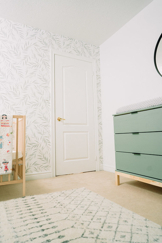 IKEA Baby Room Inspiration - Nursery Reveal