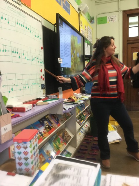 Recorder Lessons in 3rd Class