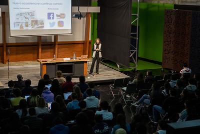 """Presentación libro """"La biblia de la Comunicación eficaz"""" de Ana Paula Ugalde / Comunicación Campus Norte"""