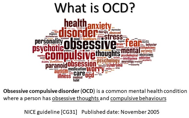 OCD and intrusive thoughts