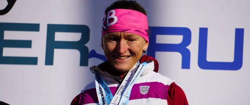Dvojnásobná výhra Ulrike Schwalbe při Winter Run Ostrava