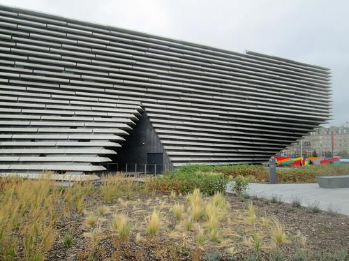 Exterior Planting V&A Dundee